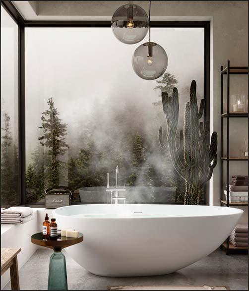 bathroom - عکس دکوراسیون