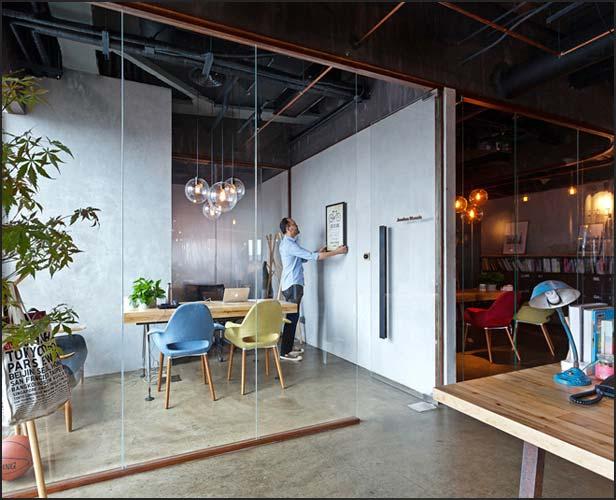 office design - عکس دکوراسیون
