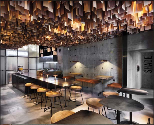 restaurant design - عکس دکوراسیون